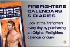 firefighter calendar and diaries